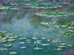 water lilies monet other proportions