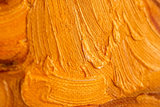 Two Cut Sunflowers Oil painting Reproduction detail