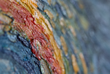detail Road with Cypress and Star oil painting replica