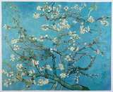 Blossoming Almond Tree reproduction