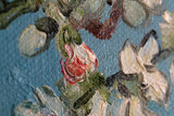 Blossoming Almond Tree Oil Painting Reproduction detail