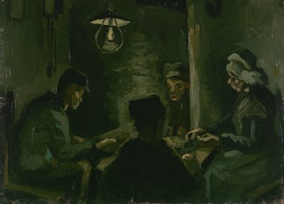 Study for 'The Potato Eaters'