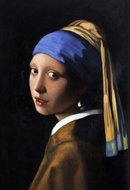 Girl with the Pearl Earring reproduction